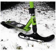 PLAYSHION Extreme самокат на лыжах