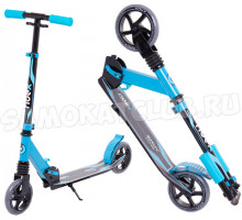 Самокат Ridex Envy 145 мм синий с амортизатором