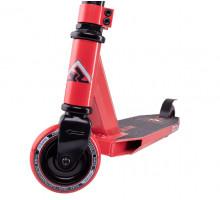 Самокат трюковый RIDEX Geon Red 100mm для начинающих