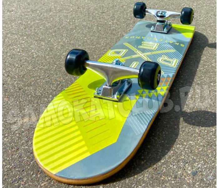 Деревянный скейт Mincer 31″X8″