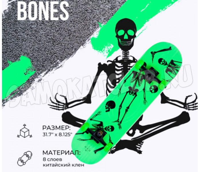 Деревянный cкейт RIDEX Bones 31.6″X8″
