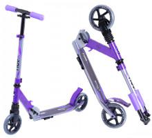 Самокат Ridex Envy 145 мм фиолетовый с амортизатором