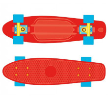 Мини-круизер пластиковый RIDEX Popsicle 17''x5''