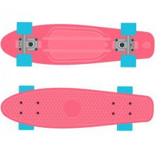Мини-круизер пластиковый RIDEX Fluffy 22''x6''