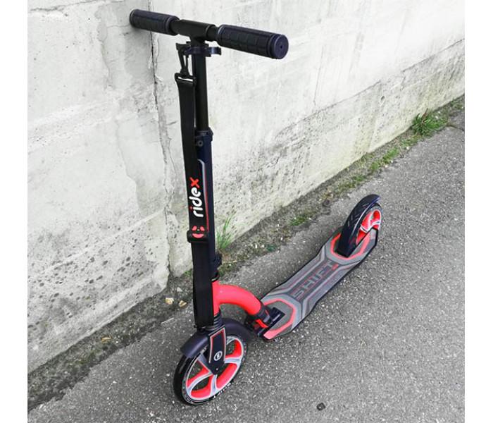 Самокат для взрослых RIDEX SHIFT 230/200 с большими колесами