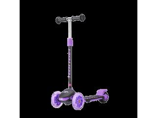 Techteam LAMBO (ЛАМБО) - детский трехколесный самокат со светящимися колесами