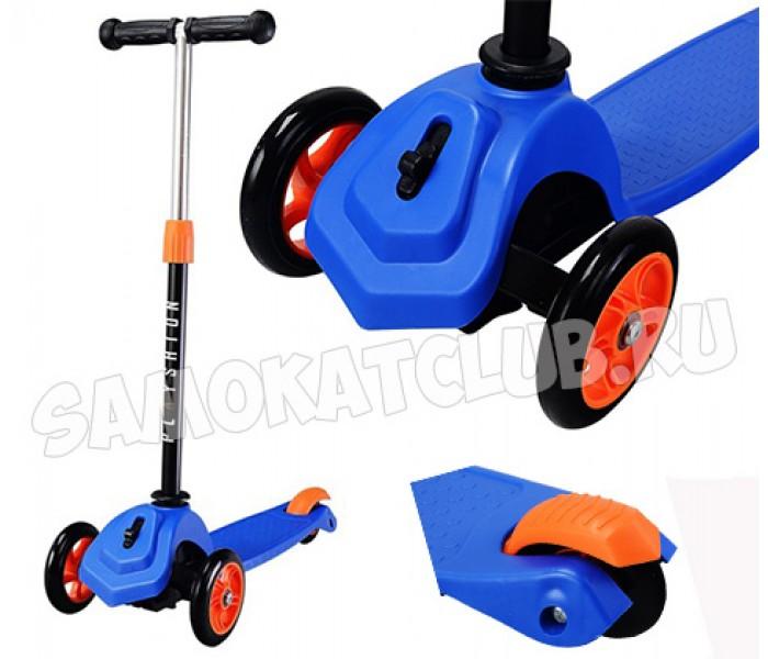 Трехколесный самокат Playshion Mini для детей