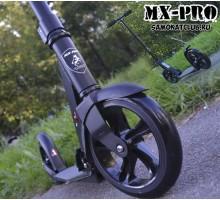 Подростковый самокат MX-PRO Black. Итальянский дизайн