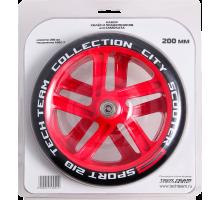 Набор колес и подшипников для самоката TechTeam 200 мм