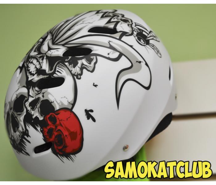 Шлем защитный для катания. Размер S