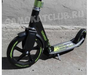Самокат CROXER green 230 для взрослых и подростков