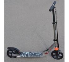 Самокат ATEOX Scooter-200 с амортизатором для школьников