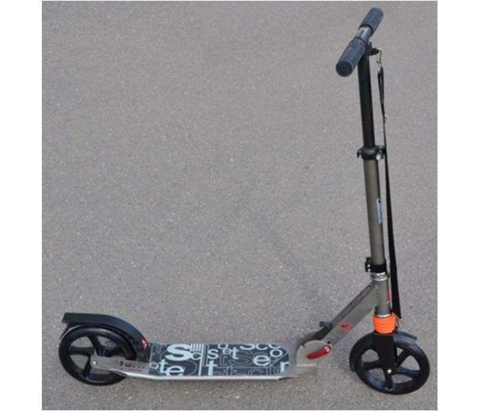 Cамокат ATEOX Scooter-200 с большими колесами подростковый