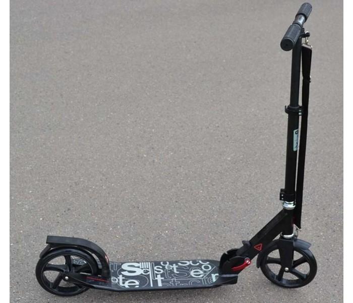 Складной самокат ATEOX Scooter-200A  с большими колесами