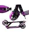 Самокат Playshion VEGAS для девушки с большими колесами