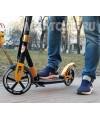 Самокат ORZ Relishing Zoom 230-200 GOLD с колесами 230 и 200мм!