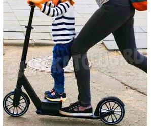 Самокат Shulz 200 с подставкой для ребенка