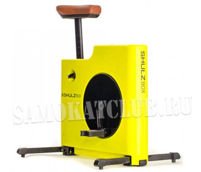 Компактный велотренажер ShulzBOX (для стола)
