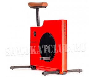 Велотренажер ShulzBOX красный (2019) для дома и офиса