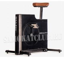 Велотренажер ShulzBOX черный (2019) для дома и офиса