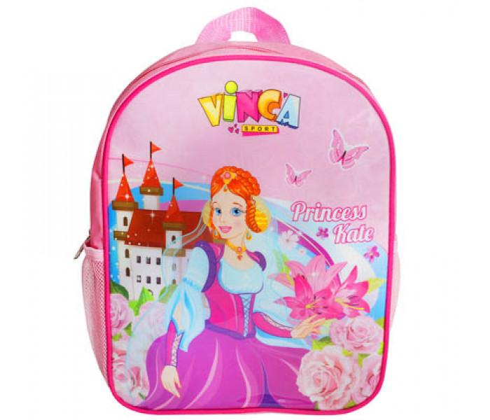 Рюкзак детский Принцесса с креплением на велосипед или на самокат