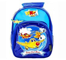 Рюкзак детский Самолеты для велосипеда/самоката