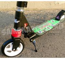 Самокат RACE SPIRIT Scooter 145 с амортизатором (подростковый)