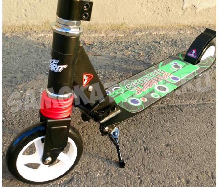 Самокат RACE SPIRIT Scooter 145 (2019) для подростков-школьников