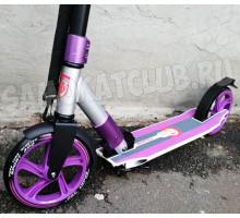 ORZ Violet 2020 самокат с большими колесами 200мм