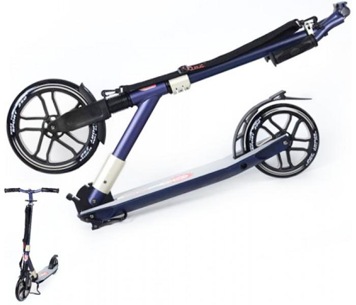 Cамокат ORZ 250-200 Violet (2020) для взрослых с амортизатором