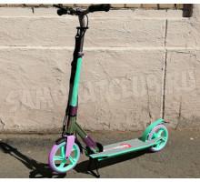 ORZ 200 MINT (2021) самокат для девушек с ручным тормозов