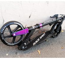 Race Spirit 200 Neo Black с ручным тормозом (2021)