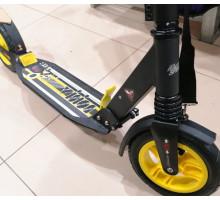 Самокат RACE SPIRIT (2021) с надувными колесами и амортизаторами