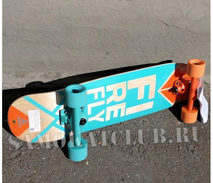 Скейтборд деревянный Fire FLY 70 см для новичков (2019)