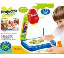 Проектор для рисования Projector Painting 3 в 1