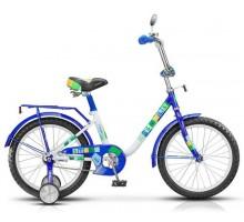 """Велосипед детский FLASH колеса 14"""" с ручкой.SALE!"""