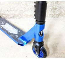 Triumf Active TF002 HIC трюковой самокат для начинающих (синий)