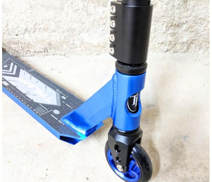Самокат трюковой Triumf Active TF002 (синий)