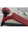 Трюковой самокат TT Tech Team TT FREAK WT красный 2021
