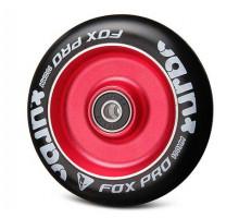 Колесо FOX Flat Solid 100 мм для трюкового самоката с подшипником