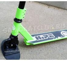 Трюковой самокат HIPE H1 2018 (зеленый)