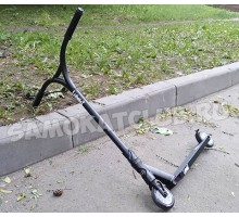 Самокат Limit LMT 09 Stunt Scooter черный трюковой (2018)