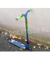 Трюковой самокат HIPE L20 Neo Chrome (2020) бензиновый
