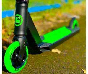 Трюковой самокат Hipe H3 Green 2021