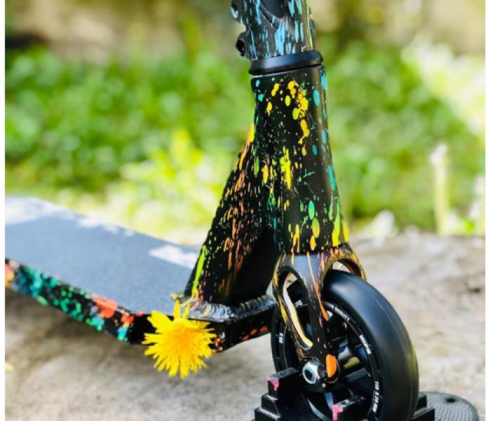Самокат трюковой HIPE H8 Multicolor