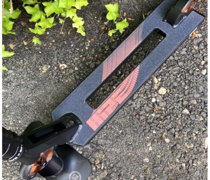 Самокат трюковой HIPE H9 black/bronze 2021