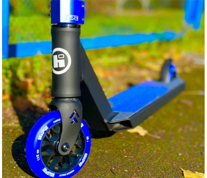Самокат для трюков Hipe H3 Black/blue 2021