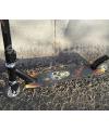 Трюковой самокат FIRE BOARD с черепами в СПб