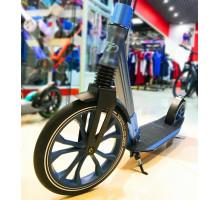 Tech Team TT 270 Sport (синий) самокат с большими колесами