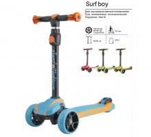 Самокат детский TT Tech Team Surf boy 2019 со складной ручкой